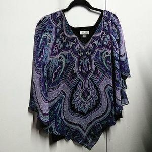 Dress Barn plus size blouse